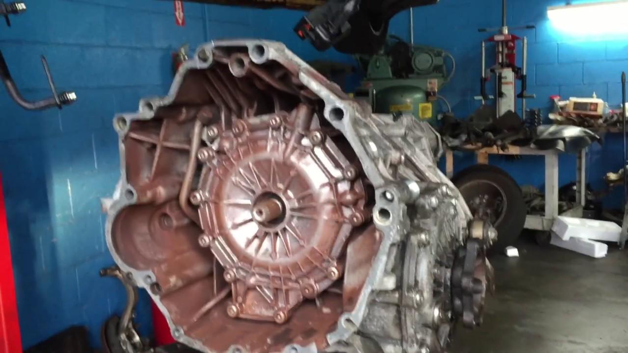 Audi A4 b6 3 0L V6 CVT Replacement