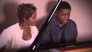 Braxton Family Values | Toni & Babyface Make Music | WE tv