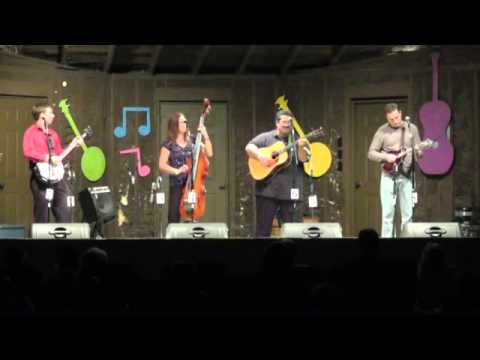 Florida State Bluegrass Band - Lady Be Good
