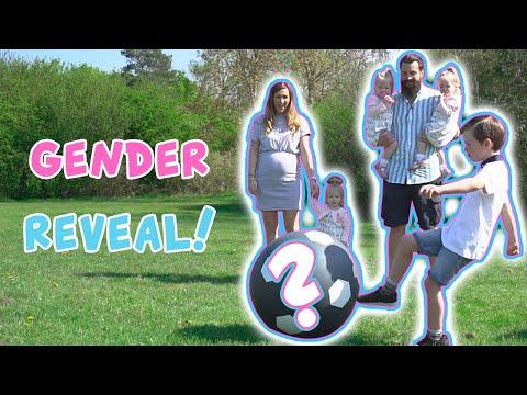 GENDER REVEAL: Boy or Girl?
