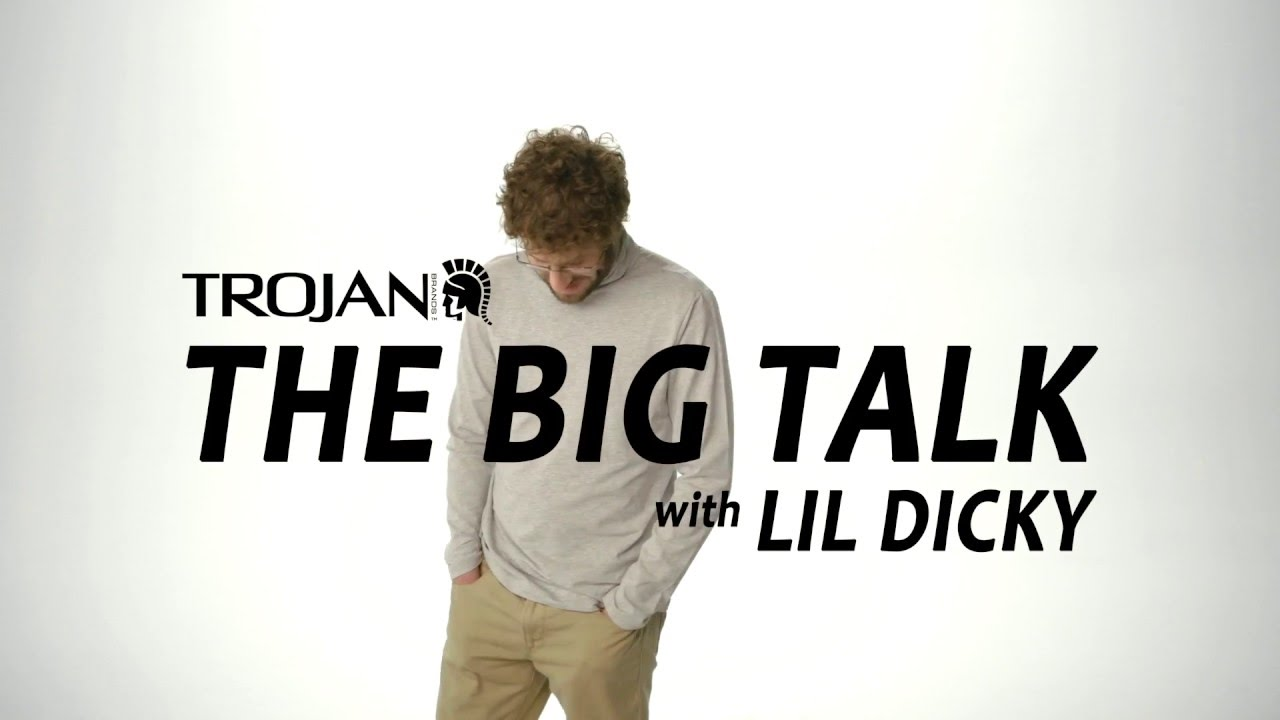 Lil Dicky Stars In A Super Awkward Commercial For Trojan