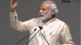 NARENDRA MODI SPEECH AT INTERNATIONAL RAMAYAN MELA