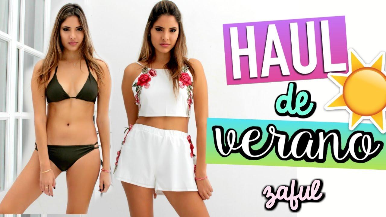 HAUL DE VERANO 2017 !!! ☀ | Valeria Basurco