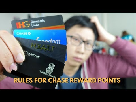 Chase Cards: Earning Reward Points and Transfer Rules