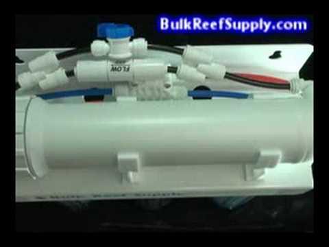Reverse Osmosis Auto Shutoff Valve And Check Valve H