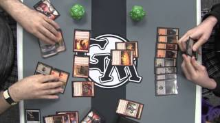 Magic 2015 Prerelease: Round 4