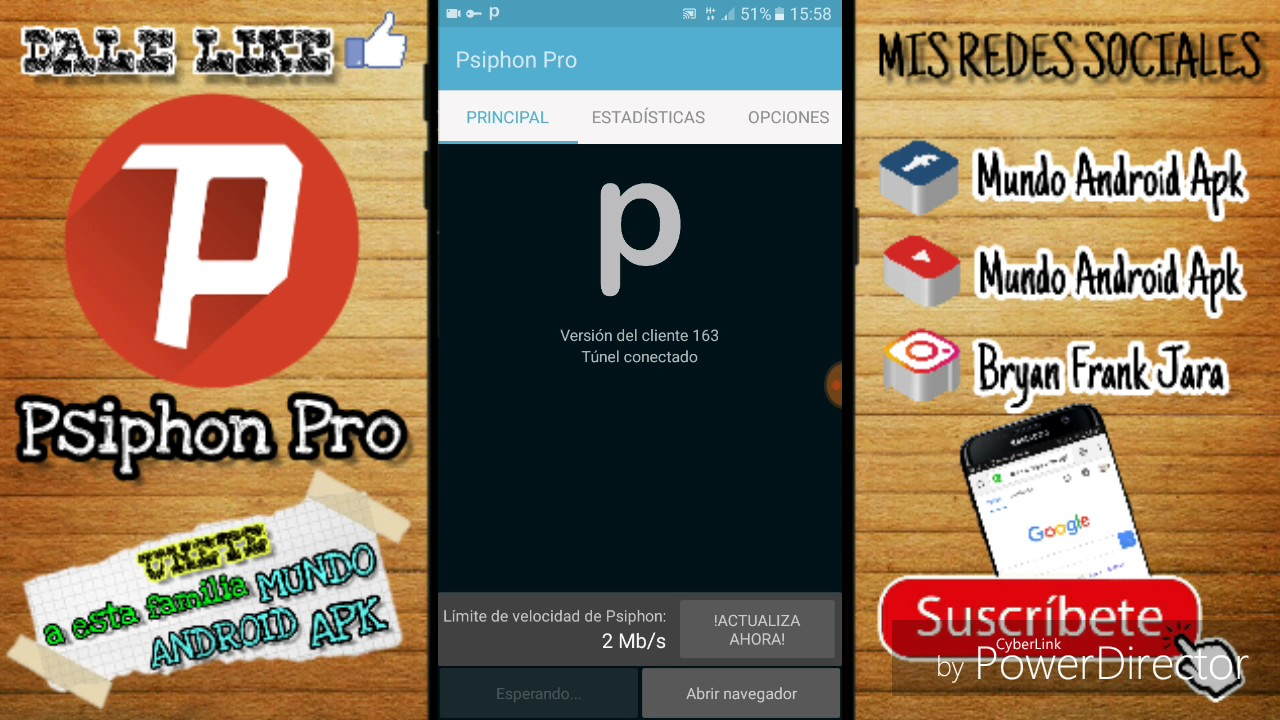 App psiphon android