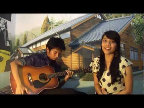 DnA (Dinesia n Andri Guitara) - She Will be Loved  (cover)