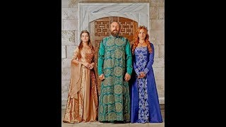 Хюррем Султан, Султан Сулейман и Михримах Султан[Великолепный век]