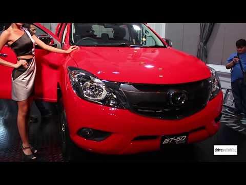 [รีวิว] Mazda BT-50 Pro 2015 : พาชมรถรุ่นไมเนอร์เชนจ์ และสีใหม่สวยมากๆ