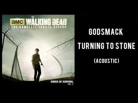 Turning To Stone acoustic  from The Walking Dead Soundtrack