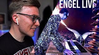 nEED To See Them LIVE, WOW. | Rammstein - Engel (Live From Madison Square Garden) | REACTION!