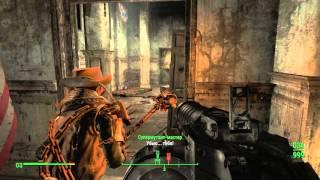 Fallout 4 079 - Кюри, Маккриди, Добрососедство