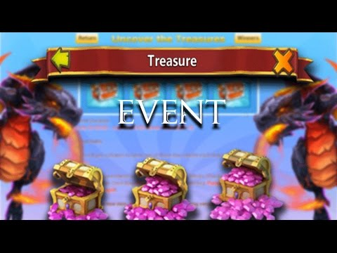 Castle Clash: Opening Treasures!
