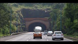 Outstanding Visuals Of Mumbai Pune Expressway Onboard Volvo Bu…