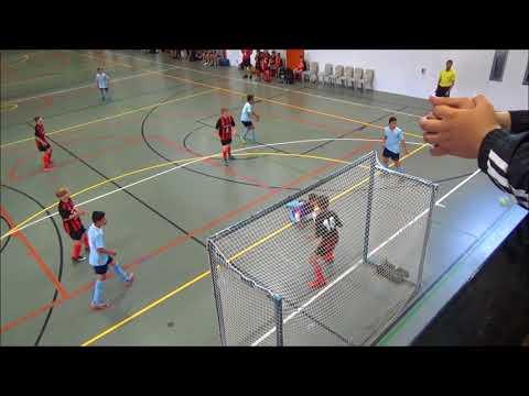 R7 Sydney Futsal Club vs Phoenix Futsal Club 1st half