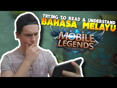 My Mobile Legends is Now in Malay!
