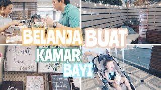 Vlog #223 | IKEA SHOPPING BUAT KAMAR BAYI, KE TOKO DEKOR FAVORIT!♡