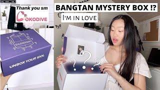 BTS 방탄소년단 MYSTERY BOX cokodive⎪ UNBOXING (bias V)