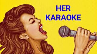 Chalte chalte yu hi ruk jaata hu main karaoke.for female singers with male voice.