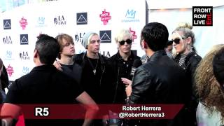 r5 talk changes in writing style music video for smile w robertherrera3