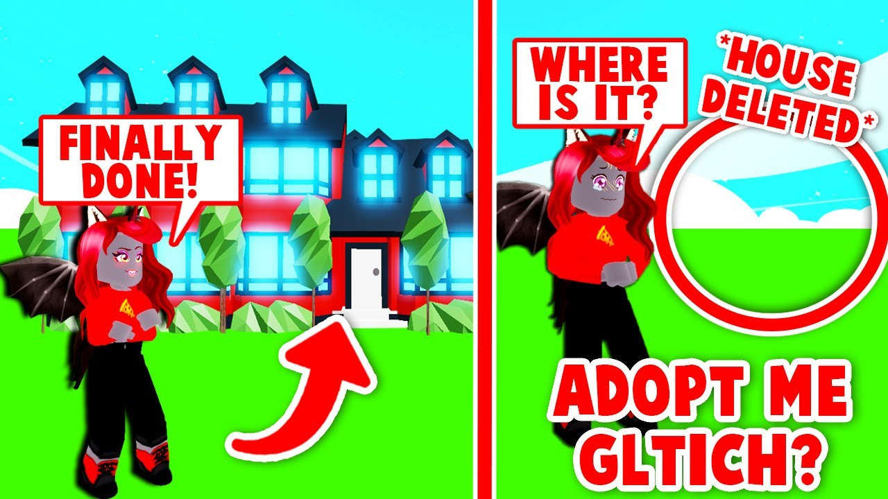 This Adopt Me Glitch Made Me Lose The Building Challenge! (Roblox)