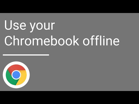 How to Work When Your Chromebook is Offline - Chrome Story