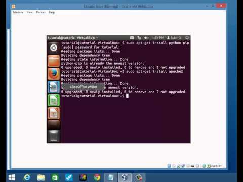 apache2 mod_Wsgi pip install