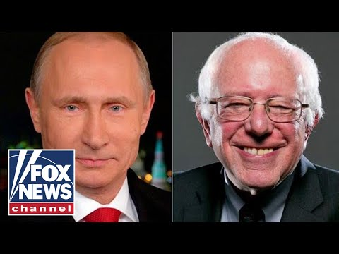 Sanders Responds To Russia Trying To Help His Presidential Campaign