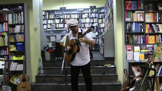GOT MY MOJO WORKING - Francesco Piu @ Books & Blues Festival 2011