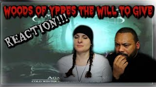 Woods Of Ypres-Intro: The Looming Of Dusk In The Dark The Will To Give Reaction!!