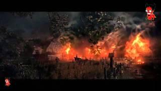 ترايلر اللعبة الي رح تتعرب The Witcher Wild Hunt ( E3 2014 )