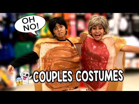 embarrassing-couples-costumes---halloween-shopping-skits-:-miss-mom-vlogs-//-gem-sisters