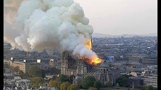 WELT-THEMA: So will Macron die Kathedrale Notre-Dame wieder aufbauen