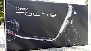 New Oxelo Town 9 Titanium 2015