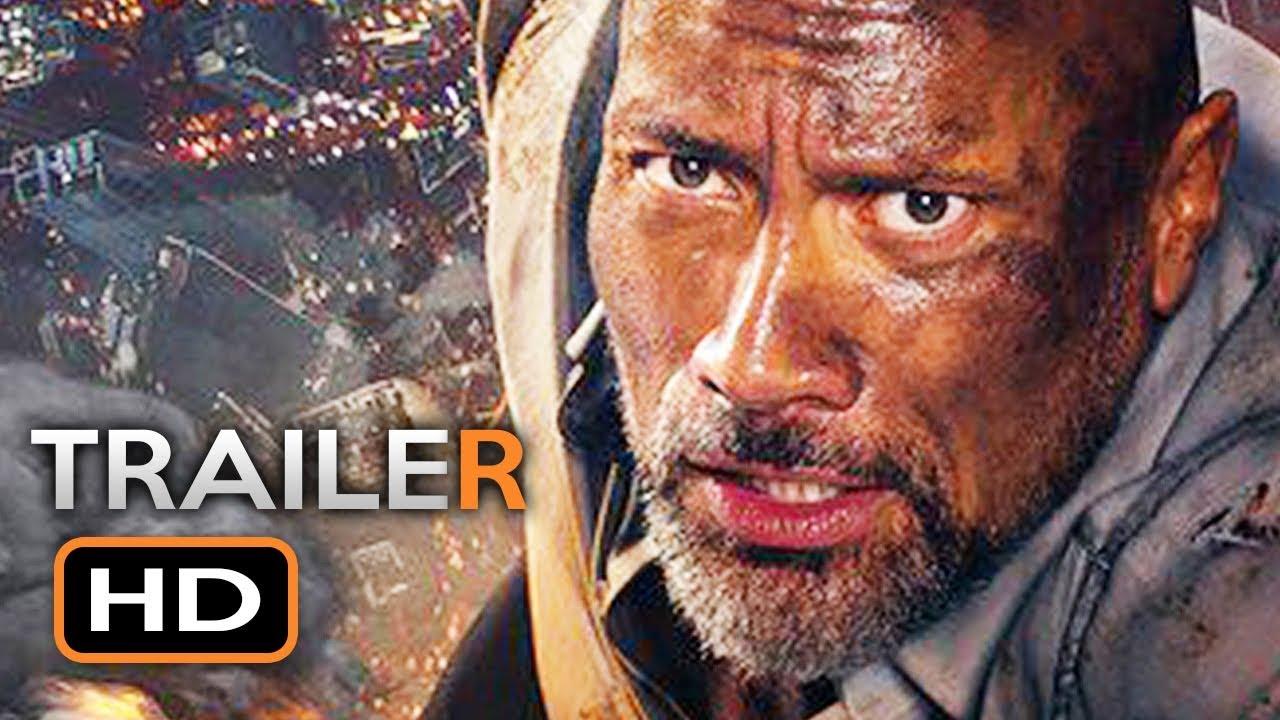 SKYSCRAPER Official Trailer 3 (2018) Dwayne Johnson, Pablo Schreiber Action Movie HD