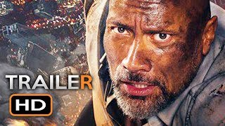 SKYSCRAPER Official Trailer 3 (2018) Dwayne Johnson, Pablo Schreiber Action Movie HD