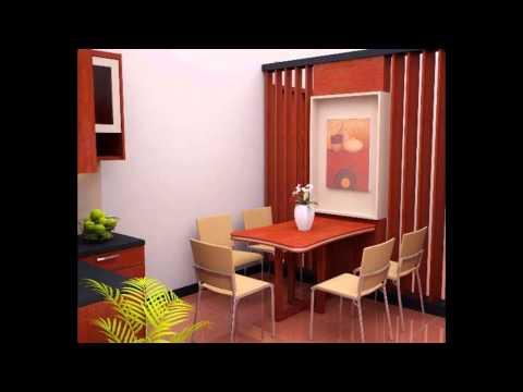Sekat Partisi 2 fungsi - Partisi Ruang Tamu - Furniture Semarang
