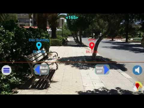 GeoReality - Augmented Reality Navigation