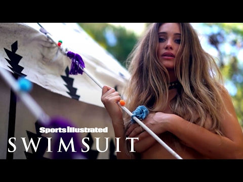 Hannah Jeter Shows Off Her Curves In Mexico | Intimates | Sports Illustrated Swimsuit