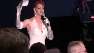 Patti Le Plae Safe hosts Viva Dallas Burlesque