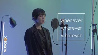 Ben(벤) - Whenever Wherever Whatever  |  Cover by 김아현(Kim Ahy…
