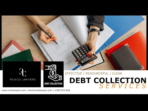 RC & Co Lawyers | Debt Collection Services