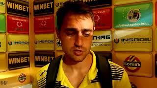 SportenPlovdiv TV: Васил Шопов: Сами се победихме