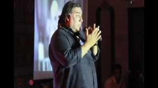Create Your Own World: Tamer Habib at TEDxTanta