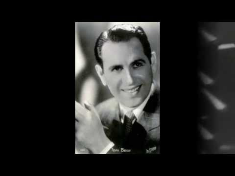 """Forgotten singer"" Toni Bert ...""Seul ce soir"" ( 1941)"