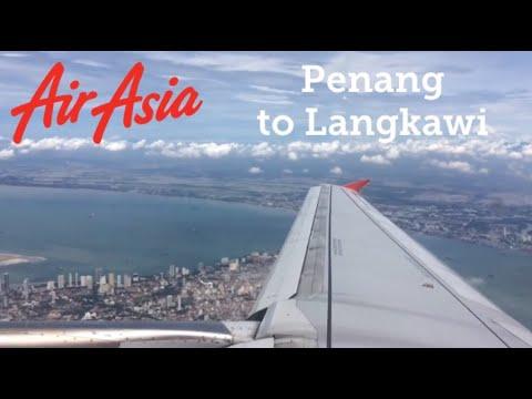 Air Asia   Penang - Langkawi