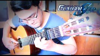 Gundam Seed - Akatsuki no Kuruma - Classical Fingerstyle Guitar Cover