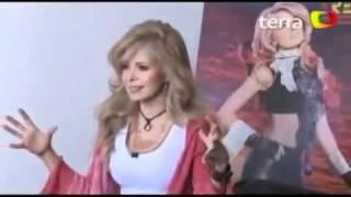 GLORIA TREVI *Entrevista sobre su new disco Terra 2011*