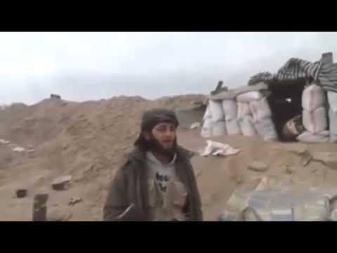 Un membre de Daech tué par un missile en direct
